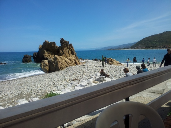 Strand auf Sizilien