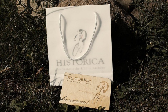 Historica Starterbeutel vorne