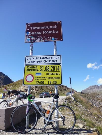 Timmelsjoch 28.08.2014