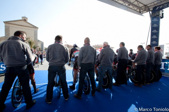 RadioShack-Nissan / Tirreno-Adriatico 2012