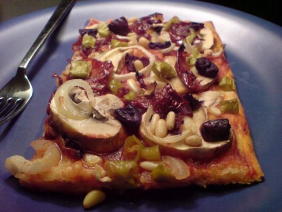 Pizza Pinia