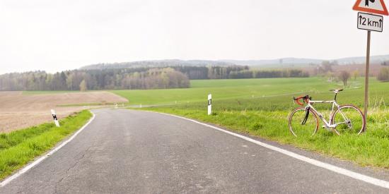 008 Cannondale zwischen Frankenthal und Rammenau