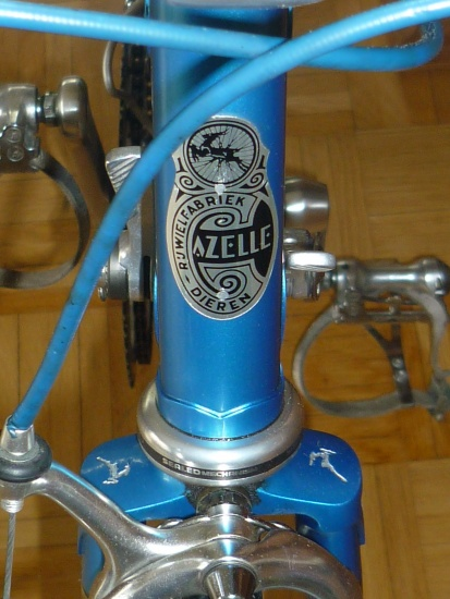 Gazelle A-B Frame