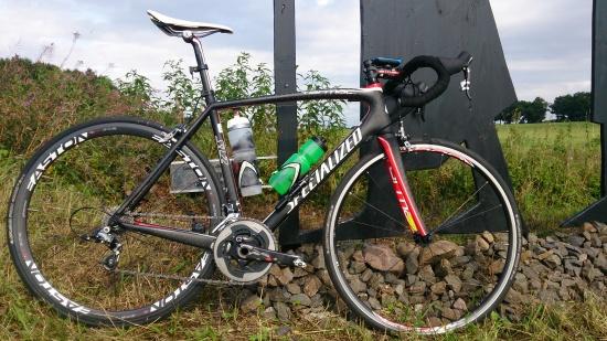 Winterrad - aufgerüstet