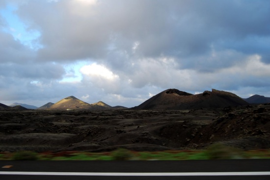 Lanzarote Roads