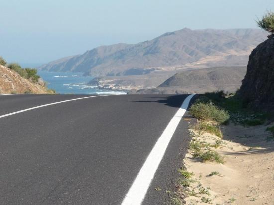 Traumstraße Fuerteventura