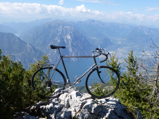 Monte Varagna  Monte Altissimo di Nago - Monte Baldo