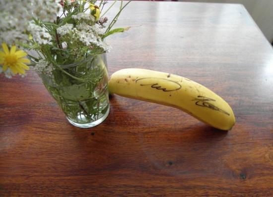 Banane von Poldi
