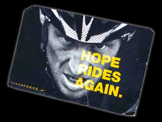 Hope Rides Again.
