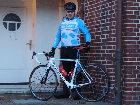 Neues Bike&erste Tour
