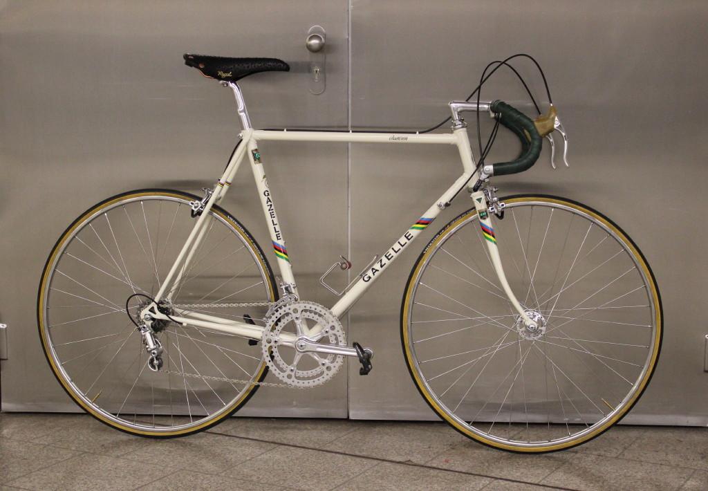 Mein Hollandrad, eine Fotogeschichte (Gazelle Champion im Aufbau ...