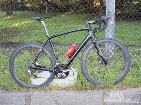 Specialized Roubaix Hydraulic Disc Proto