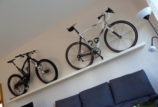 Wohnzimmer-Wanddeko