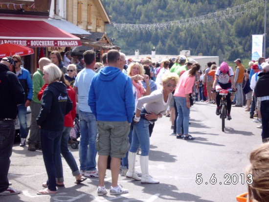 Alpe D Huzes 2013