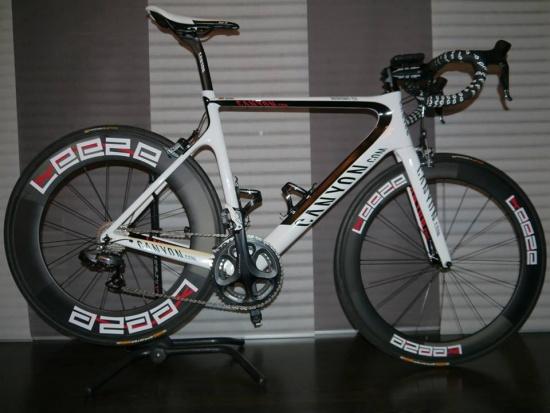 Neue Laufräder :-)