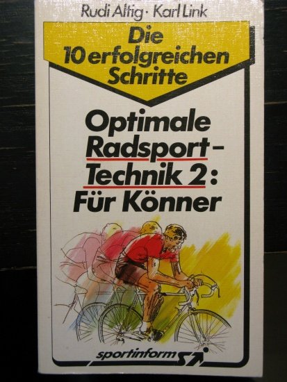 Optimale Radsport-Technik 2