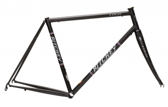 frame ritchey road logic 2012 charcoal