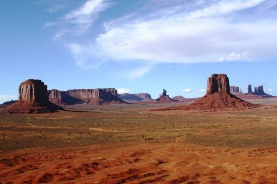 Monument Valley Loop Road