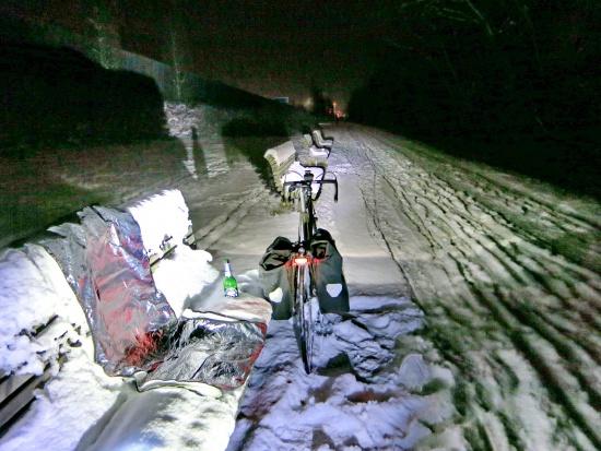 12km Schiebepassage
