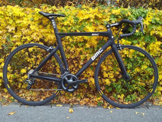 BMC Racemaster SLX01 Black Edition