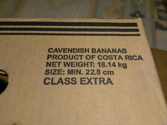 Profi Bananen
