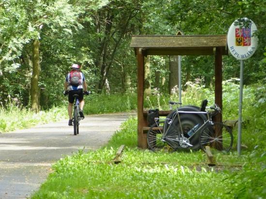 Radweg Cheb > Waldsassen
