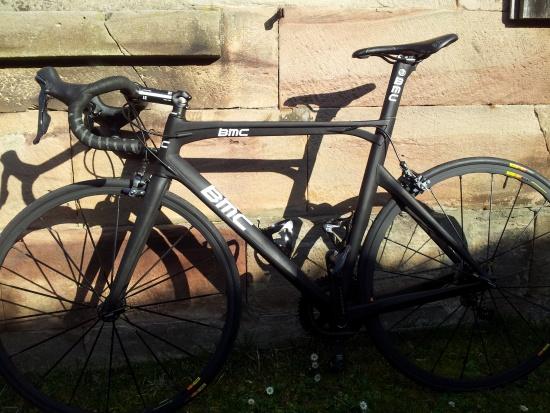 BMC Racemaster SLX01 Schattenspiele 2