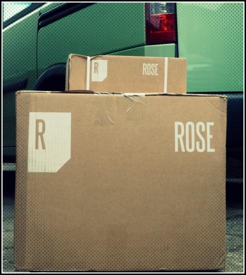 Paket aus Bocholt