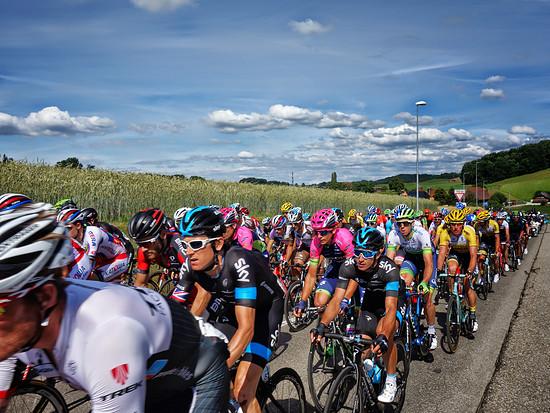 Tour de Suisse - Etappe 7