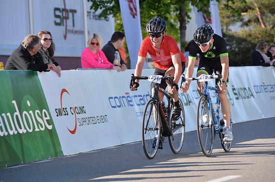 Seeland Classic 2015 Race 2 Zieleinfahrt