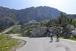 tour zum rifugio cinque torri vom 03.07.2015