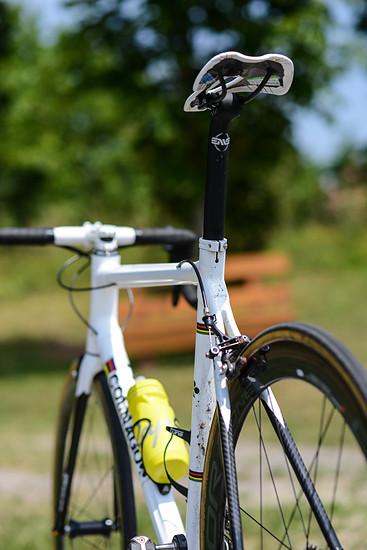 Colnago C59 2015 Setup