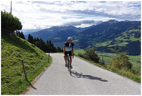 Zillertal/Brandenberg Tour vom 16.09.2015