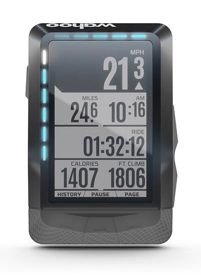 Als Teil der Wahoo Fitness Produktfamilie kann der ELMENT mit allen anderen Geräten kommunizieren.