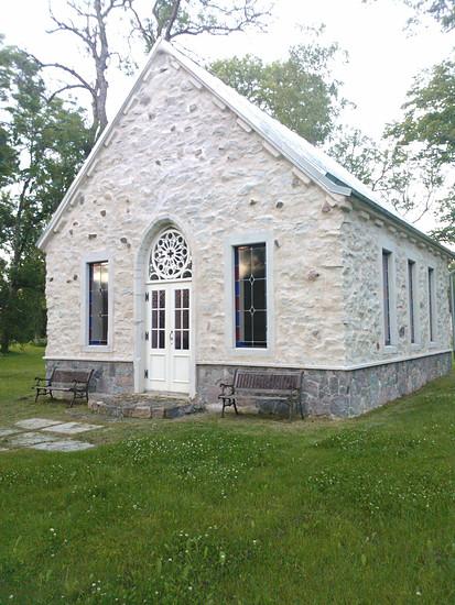 Weisse Kapelle, Laitse, Estland