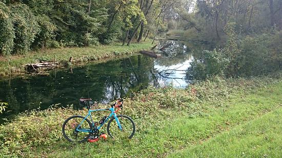 Naturschutzgebiet am Lech
