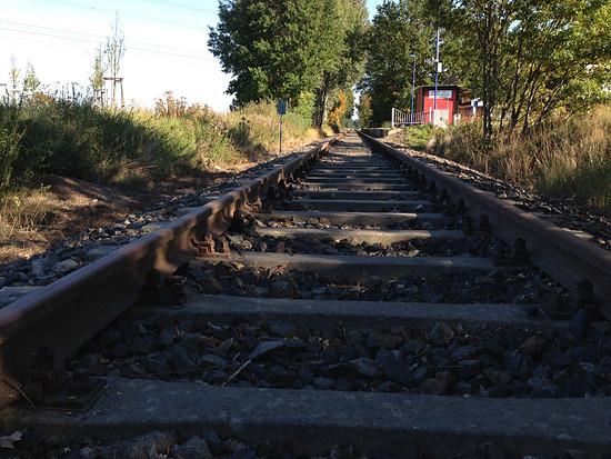 Lange Wartezeit auf den Zug garantiert