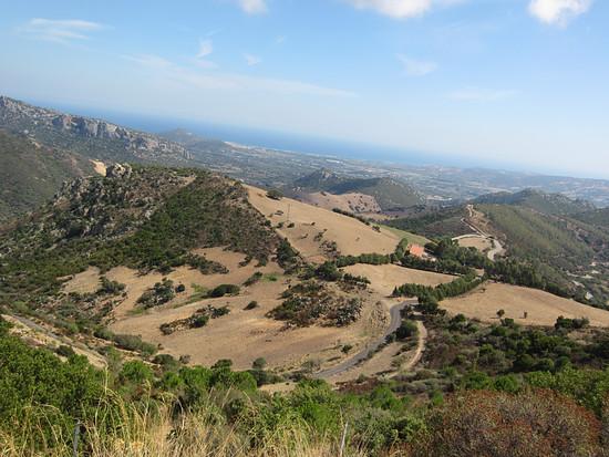 Sardegna,  Monte Albo