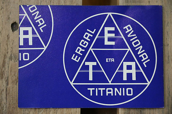 ETA Katalog
