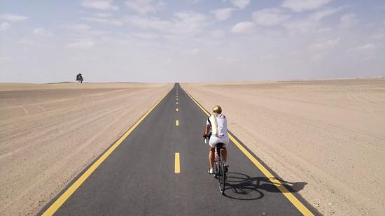 Dubai Cycle Track