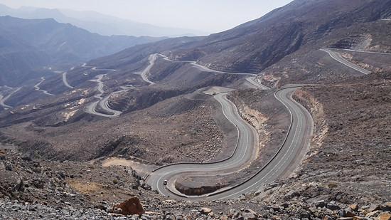 Jebel Jais, VAE
