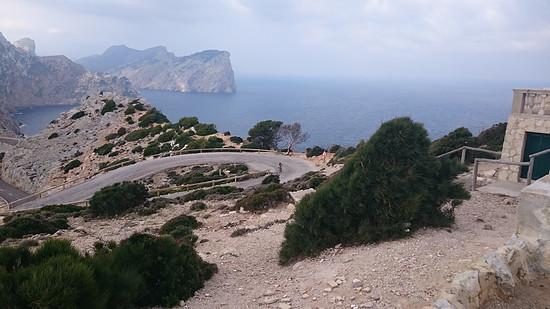 Cap Formentor, Mallorca Februar 2016