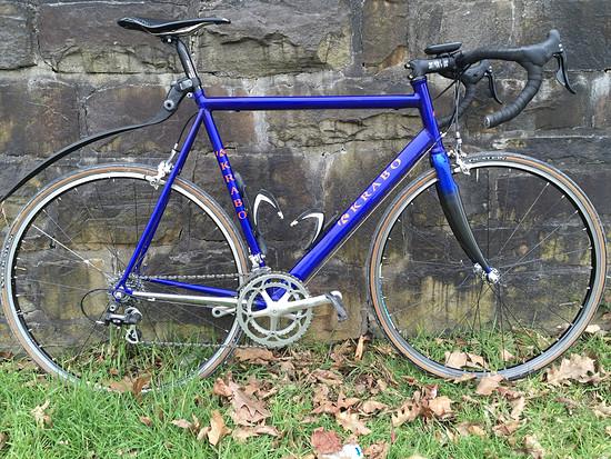 Neues Winterrad