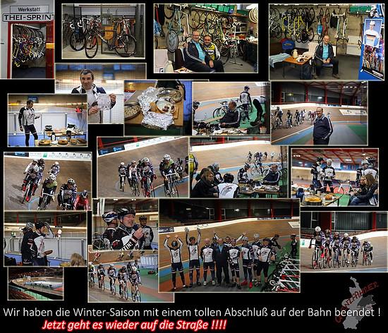 Sportforum Büttgen - Winter-Abschlußtraining 21.3.2016