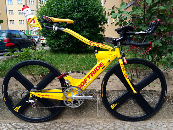 Softride Powerwing 650
