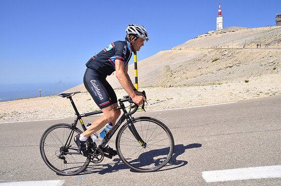 3x Mont Ventoux in Action