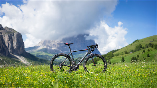 Canyon Ultimate CF SLX - Grödner Joch