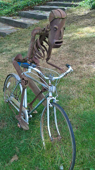 Steel rider
