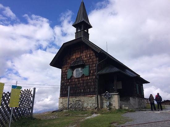Elisabethkapelle auf der Schmitten Höhe