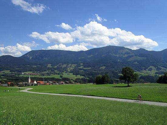 Samerberg/Chiemgau